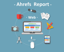 Analysis and Provide any 10 Website with Full Ahrefs Reports